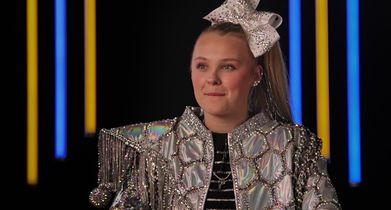59. JoJo Siwa, Celebrity, On why she wanted to be on the show