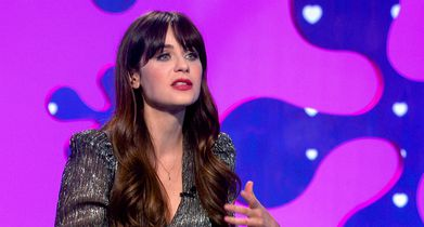 """The Celebrity Dating Game"" Season 1 EPK Soundbites - 01. Zooey Deschanel, Host, On the format of the show"