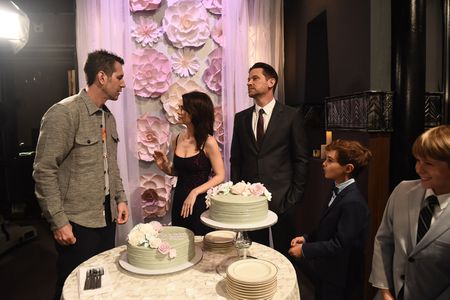 FRANK VALENTINI, REBECCA HERBST, ROGER HOWARTH, JASON DAVID, HUDSON WEST