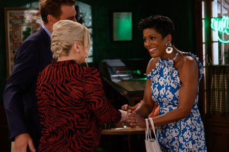 INGO RADEMACHER, KIRSTEN STORMS, TAMRON HALL