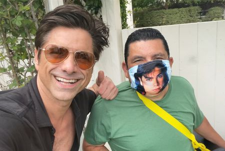 JOHN STAMOS, GUILLERMO RODRIGUEZ