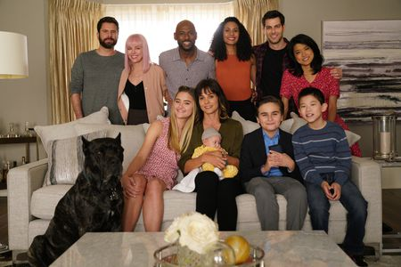 JAMES RODAY, ALLISON MILLER, LIZZY GREENE, ROMANY MALCO, STEPHANIE SZOSTAK, CHRISTINA MOSES, CHANCE HURSTFIELD, DAVID GIUNTOLI, GRACE PARK, TRISTAN BYON