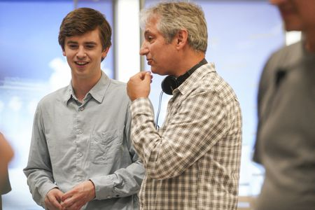 FREDDIE HIGHMORE, DAVID SHORE (EXECUTIVE PRODUCER)