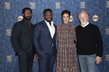 "NICHOLAS PINNOCK, CURTIS ""50 CENT"" JACKSON (EXECUTIVE PRODUCER), INDIRA VARMA, TIMOTHY BUSFIELD"