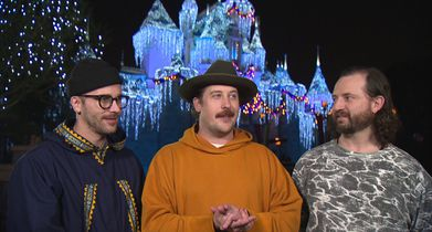18. Portugal. The Man, Performers, On performing at Star Wars: Galaxy's Edge