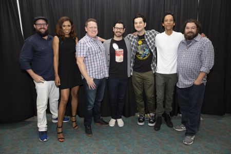 FRANCISCO ANGONES (EXECUTIVE PRODUCER), TOKS OLAGUNDOYE, MATT YOUNGBERG (EXECUTIVE PRODUCER), SEAN JIMENEZ (ART DIRECTOR), BEN SCHWARTZ, DANNY PUDI, BOBBY MOYNIHAN