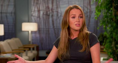 "36. Camilla Luddington, ""Josephine Wilson,"" On reaching the 300th episode milestone"
