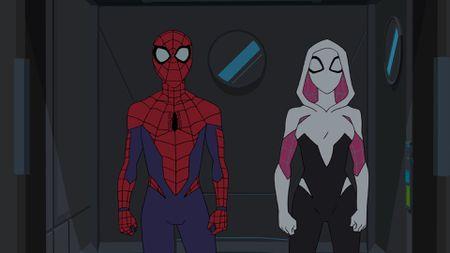 SPIDER-MAN, GHOST-SPIDER