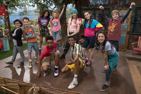 RAPHAEL ALEJANDRO, JASON MAYBAUM, NAVIA ROBINSON, ISSAC RYAN BROWN, MALLORY JAMES MAHONEY, ISRAEL JOHNSON, SHELBY SIMMONS, SKY KATZ, SCARLETT ESTEVEZ, WILL BUIE JR.
