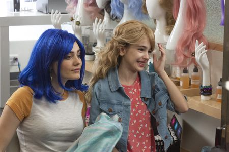 MEG DONNELLY, JULIA BUTTERS