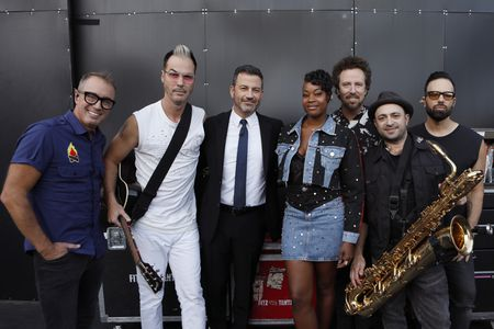 FITZ AND THE TANTRUMS, JIMMY KIMMEL