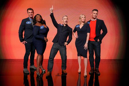 JEFF LEWIS, BEVY SMITH, ANDY COHEN, AMY PHILLIPS, JOHN HILL