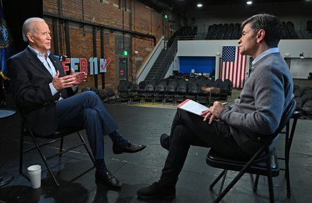 JOE BIDEN, GEORGE STEPHANOPOULOS