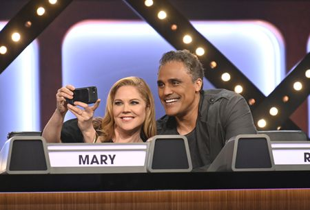 MARY MCCORMACK, RICK FOX