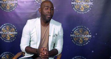 08. Karamo Brown, Celebrity Contestant, On the charity he's competing for