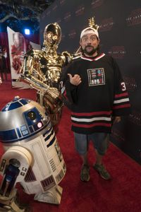 R2-D2, C-3PO, KEVIN SMITH