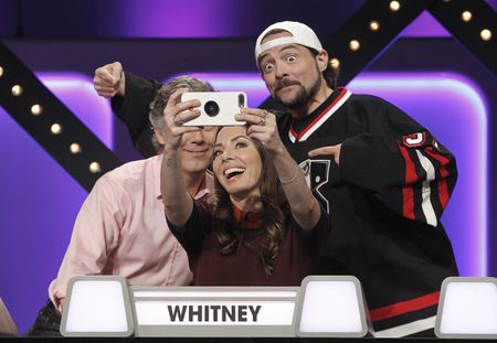 CHRIS PARNELL, WHITNEY CUMMINGS, KEVIN SMITH