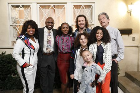 CHRISTINA ANTHONY, WAYNE BRADY, TIKA SUMPTER, MARK-PAUL GOSSELAAR, ETHAN WILLIAM CHILDRESS, MYKAL-MICHELLE HARRIS, ARICA HIMMEL, GARY COLE