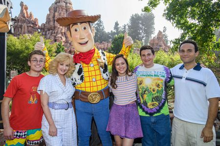 SEAN GIAMBRONE, WENDI MCLENDON-COVEY, SHERIFF WOODY, HAYLEY ORRANTIA, SAM LERNER, TROY GENTILE