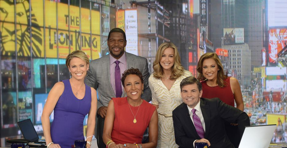 Good Morning America Sunday Edition : Good morning america