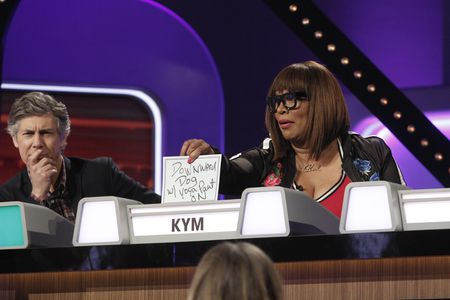 CHRIS PARNELL, KYM WHITLEY
