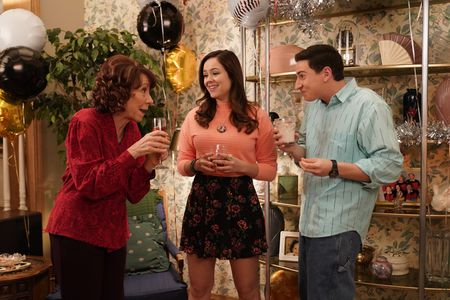 MINDY STERLING, HAYLEY ORRANTIA, SAM LERNER