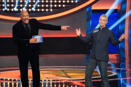 STEVE HARVEY, ANDY COHEN