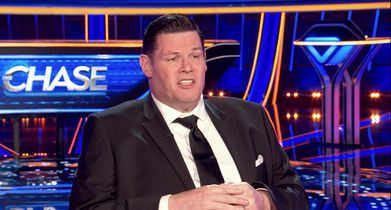 """The Chase Season 2 EPK Soundbites - 10. Mark Labbett """"The Beast"""", Chaser, On why viewers should tune in"""