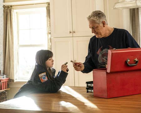 ALEXA SWINTON, CLANCY BROWN