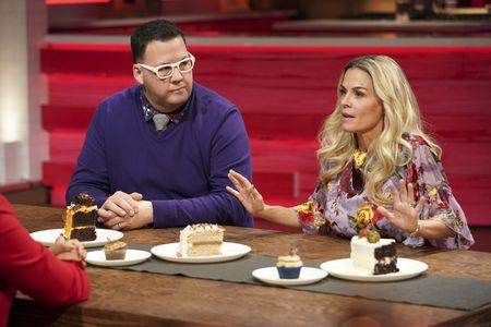 GRAHAM ELLIOT, CAT CORA