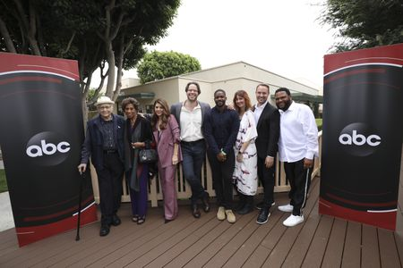 NORMAN LEAR, MARLA GIBBS, MARISA TOMEI, IKE BARINHOLTZ, JOVAN ADEPO, KERI SMITH, BRENT MILLER, ANTHONY ANDERSON