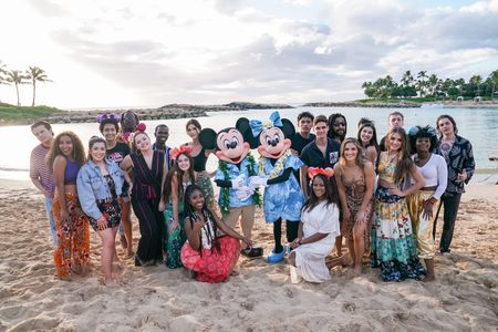 JONNY WEST, KIMMY GABRIELA, FAITH BECNEL, ALIANA JESTER, LAUREN SPENCER, DEWAYNE CROCKER JR, MAKAYLA PHILLIPS, GENAVIEVE LINKOWSKI, OLIVIA XIMINES, MICKEY MOUSE, MINNIE MOUSE, FRANCISCO MARTIN, NICK MERICO,  CYNIAH ELISE, JOVIN WEBB, GRACE LEER, SOPHIA WA