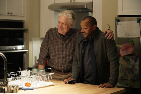 CLANCY BROWN, DONALD FAISON