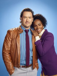 MARK-PAUL GOSSELAAR, TIKA SUMPTER
