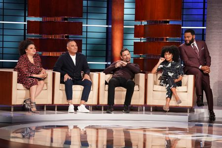 MICHELLE BUTEAU, RUSSELL PETERS, JEREMY SISTO, YARA SHAHIDI, ANTHONY ANDERSON