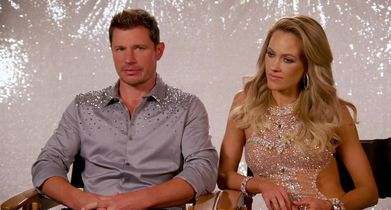 01. Nick Lachey & Peta Murgatroyd, On what has prepared him for the competition