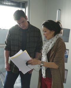 NATHAN FILLION, JESSICA YU (DIRECTOR)