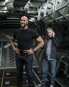 HENRY SIMMONS, GARRY A. BROWN (DIRECTOR)
