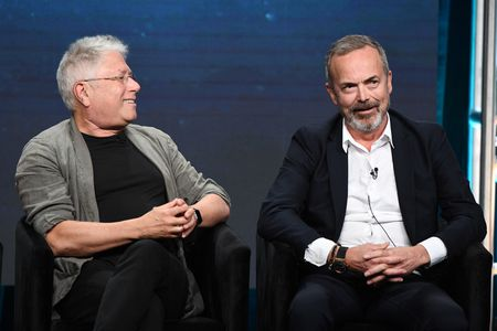 ALAN MENKEN (COMPOSER), IAN STEWART (EXECUTIVE PRODUCER)