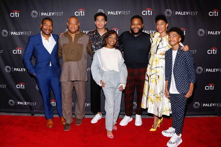 EXECUTIVE PRODUCER, COURTNEY LILLY, LAURENCE FISHBURNE, MARCUS SCRIBNER, ANTHONY ANDERSON, TRACEE ELLIS ROSS, MILES BROWN, MARSAI MARTIN