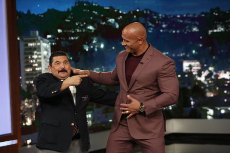 GUILLERMO RODRIGUEZ, DWAYNE JOHNSON