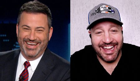 JIMMY KIMMEL, KEVIN JAMES