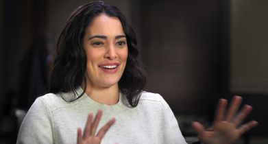 """06. Natalie Martinez, """"Reece"""" On why she wanted to join the show"""