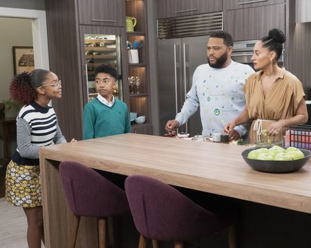 MARSAI MARTIN, MILES BROWN, ANTHONY ANDERSON, TRACEE ELLIS ROSS