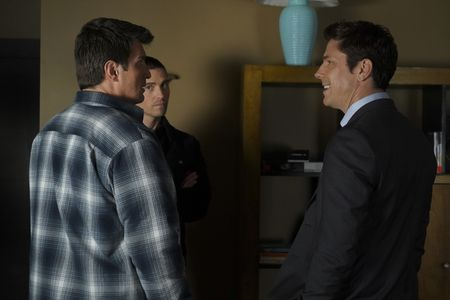 NATHAN FILLION, ERIC WINTER