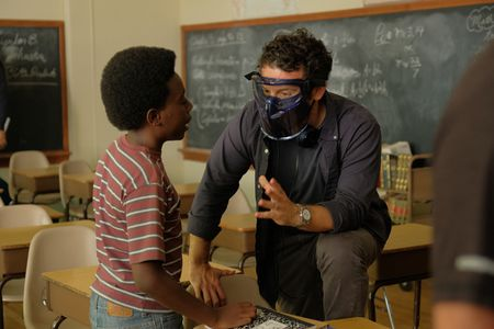 FRED SAVAGE (DIRECTOR)