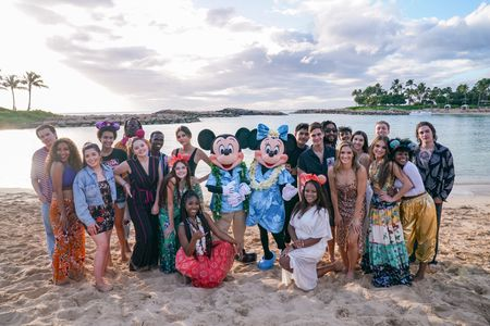 JONNY WEST, KIMMY GABRIELA, FAITH BECNEL, ALIANA JESTER, LAUREN SPENCER, DEWAYNE CROCKER JR, MAKAYLA PHILLIPS, GENAVIEVE LINKOWSKI, OLIVIA XIMINES, MICKEY MOUSE, MINNIE MOUSE, FRANCISCO MARTIN, NICK MERICO,  CYNIAH ELISE, JOVIN WEBB, GRACE LEER, ARTHUR GU