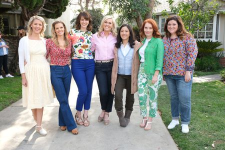 STACEY SCOWLEY, CHELSEY CRISP, COLLEEN RYAN, RACHEL CANNON, CONSTANCE WU, KIMBERLY CRANDALL, ZABETH RUSSELL
