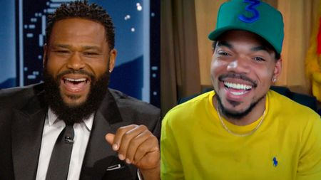 CHANCE THE RAPPER, ANTHONY ANDERSON