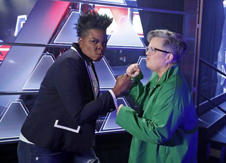 LESLIE JONES, ROSIE O'DONNELL